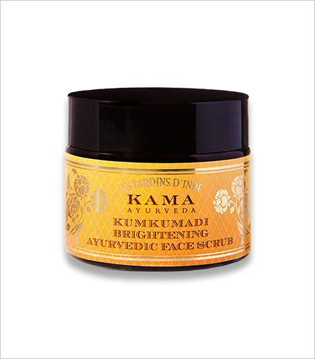 Kama Ayurveda Kumkumadi brightening Ayurvedic Face Scrub_inpost_Hauterfly