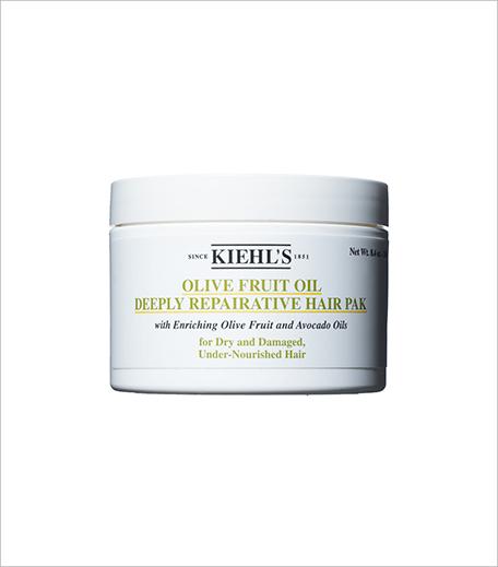 Kiehl's Olive Fruit Oil Deeply Reparative Hair Pak_Hauterfly