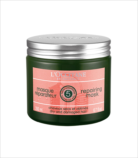L'occitane Repairing Shine Hair Mask for Dry and Damaged Hair_Hauterfly