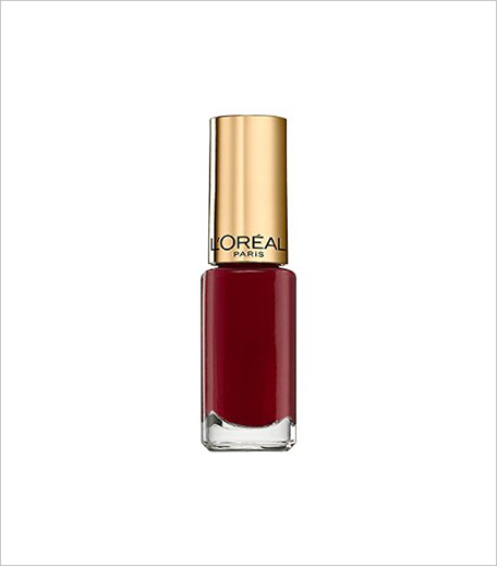 L'Oreal Paris Color Riche Vernis Scarlet Vamp_Hauterfly