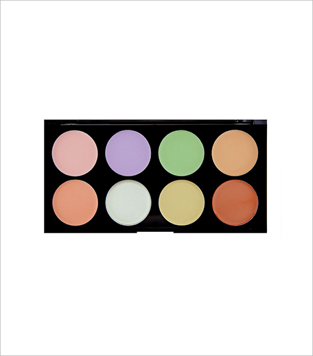 Makeup Revolution Ultra Base Corrector Palette_Hauterfly