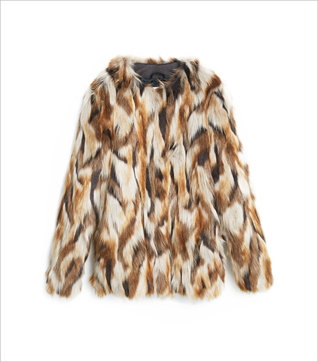 Mango Faux Fur Coat_Hauterfly