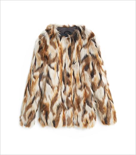 Mango Faux Fur Coat_Hauterfly
