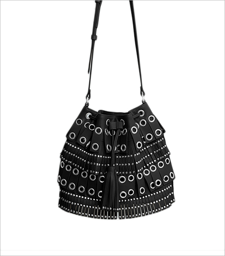 Mango Studded Bucket Bag_Hauterfly