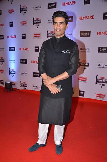 Manish Malhotra Britannia Filmfare Awards_Hauterfly