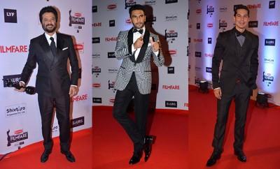 Men Style at Britannia Filmfare Awards_Hauterfly
