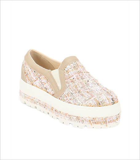 Miss Bennett London Beige Casual Sneakers From Jabong_Hauterfly