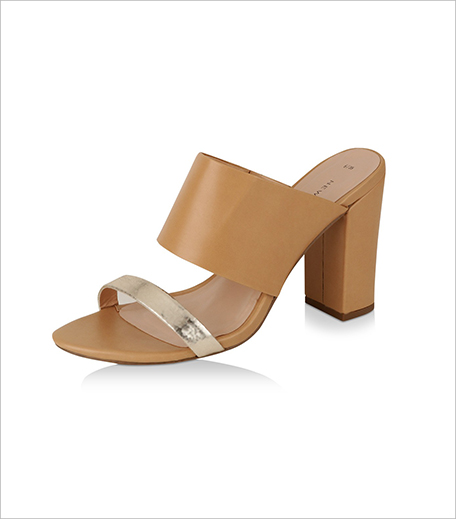 NEW LOOK Block Heel Mules_Hauterfly