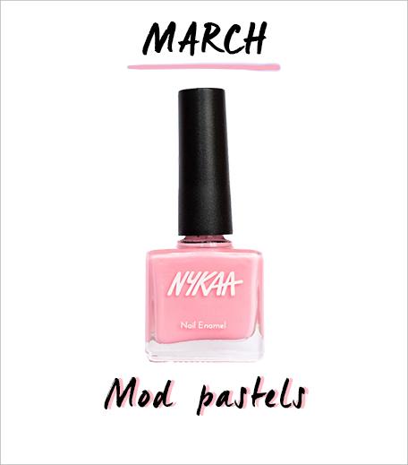 Nykaa Pastel Nail Enamel - Cotton Candy_Hauterfly