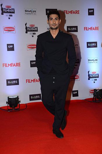 Prateik Duggar Britannia Filmfare Awards_Hauterfly