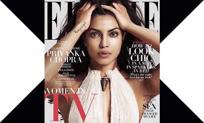 Priyanka Chopra in Elle USA Feb 2016 Cover Lead_Hauterfly