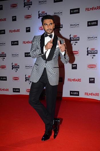 Ranveer Singh Britannia Filmfare Awards_Hauterfly