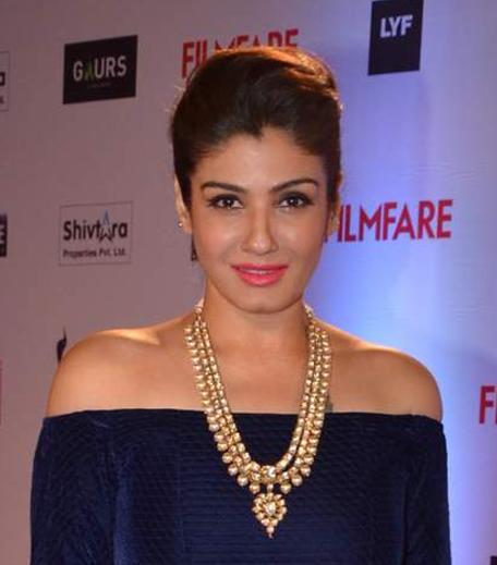 Raveena Tandon Filmfare 2016_Hauterfly