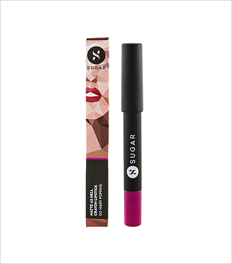 SUGAR MATTE AS HELL CRAYON LIPSTICK-MARY POPPINS_Hauterfly