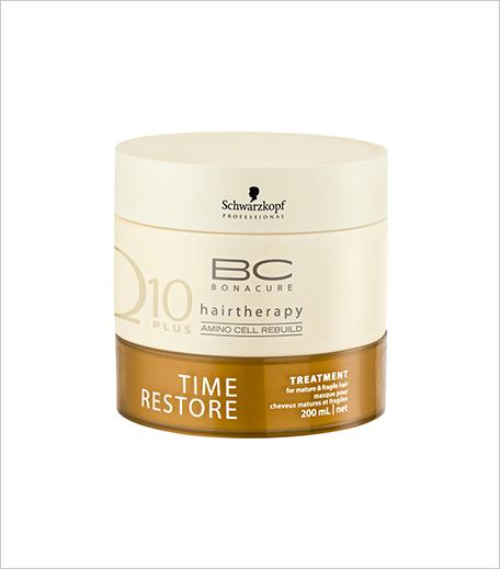 Schwarzkopf BC Bonacure Q10 Time Restore Treatment_Hauterfly