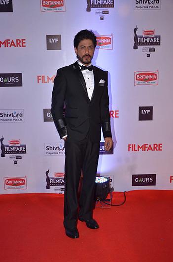 Shahrukh Khan Britannia Filmfare Awards_Hauterfly