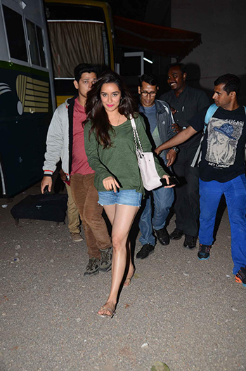 Shraddha Kapoor_Week In Style_Jan 9 Hauterfly