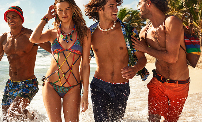 Tommy Hilfiger Spring 16_Global Ad Campaign 1_Hauterfly