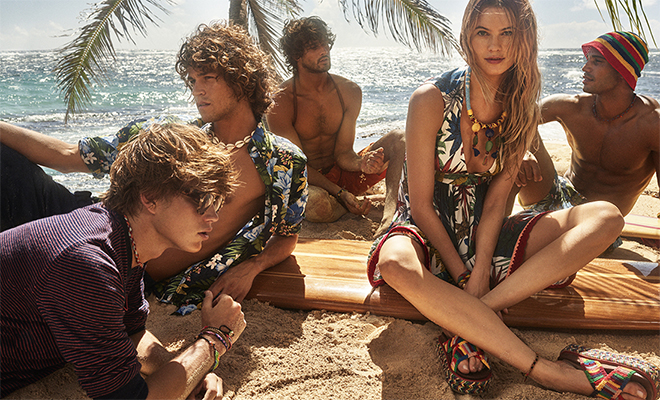 Tommy Hilfiger Spring 16_Global Ad Campaign_Hauterfly