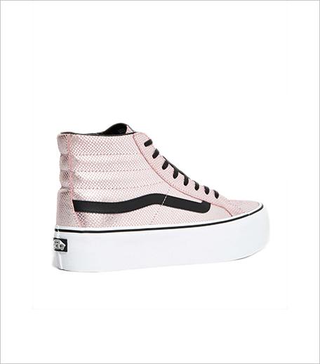 Vans Metallic Snake Sk8 Hi Platform Sneaker_Hauterfly