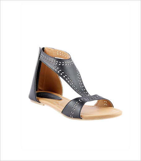 Wellworth Black Sandals_Hauterfly