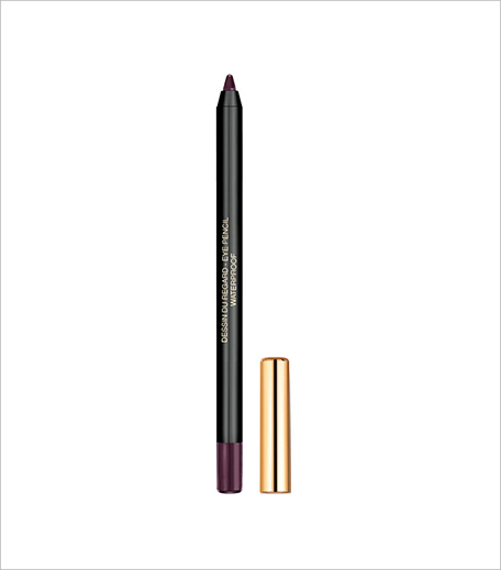 Yves Saint Laurent Dessin Du Regard Waterproof Long Lasting Eye Pencil Shimmering Burgundy_Hauterfly