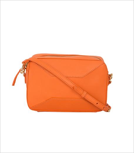 AQ Edda Orange Sling Bag_Hauterfly