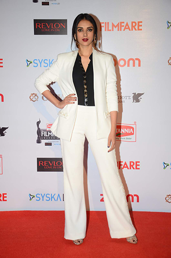 Aditi Rao Hydari in Power Suit_Hauterfly
