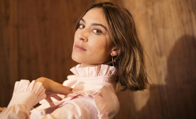 Alexa Chung for Marks and Spencer_ICYMI Feb 5
