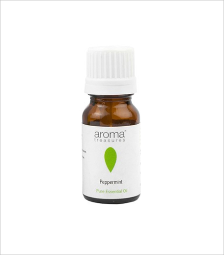 Aroma Treasures Peppermint Pure Essential Oil_Hauterfly