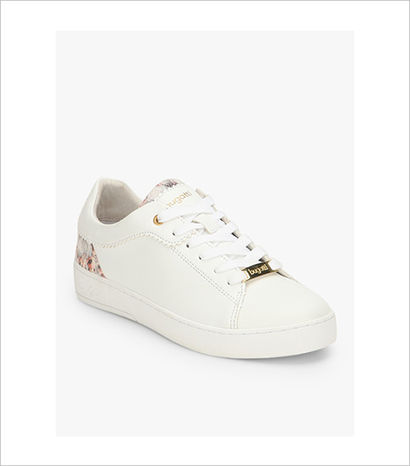 Bugatti Fergie White Casual Sneakers_Hauterfly