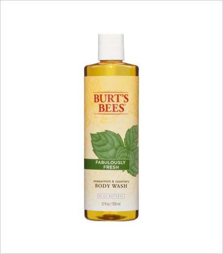 Burt's Bees Fabulously Fresh Peppermint & Rosemary Body Wash_Hauterfly