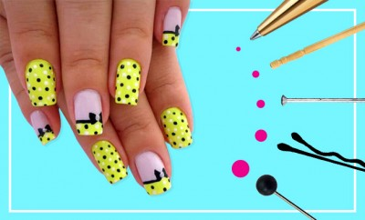 DIY Nail Art Dotting Tool_Hauterfly