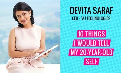Devita Saraf - CEO Vu Technologies_Womens Day_Hauterfly