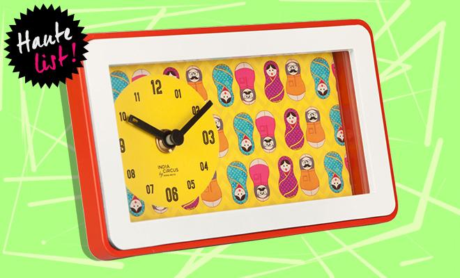 FP_Desi Matryoshka Dolls Table Clock_hauterfly