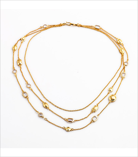 Just Pretty Things Gold Layered Chain_Hauterfly