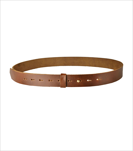 Kassa Brown Leather Belt_Hauterfly