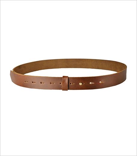 Kassa Brown Leather Belt_Hauterfly