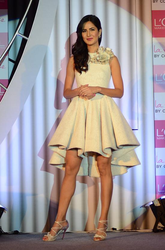 Katrina Kaif Loreal Event In Krikor Jabotian_Hauterfly