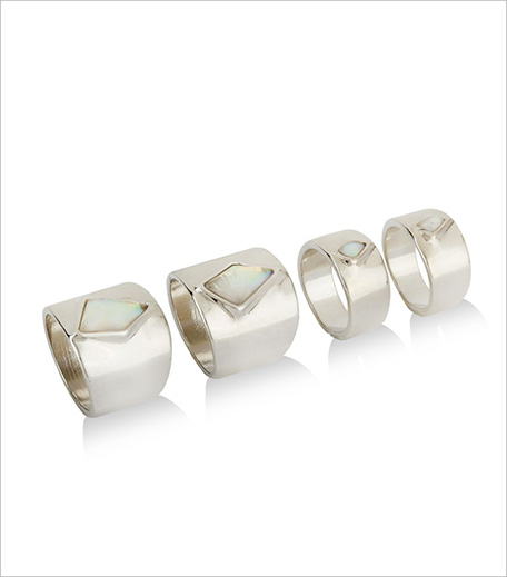 Lyla Loves Stone Insert Stacking Rings_Hauterfly