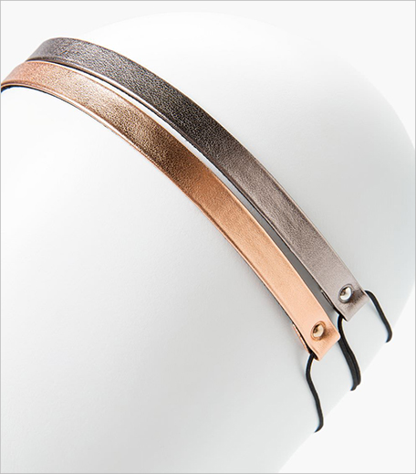 Mango Metallic Headband_Hauterfly