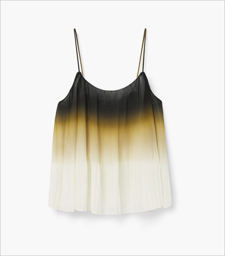 Mango Pleated Ombre Top_Hauterfly