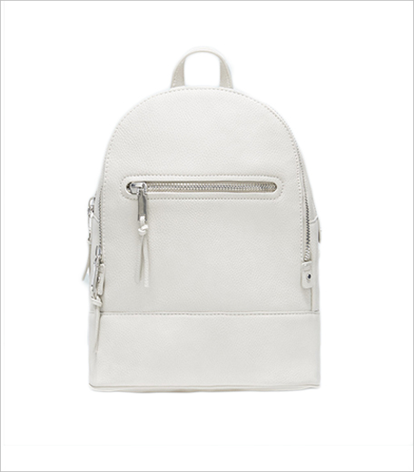 Mango Zipped backpack_Hauterfly