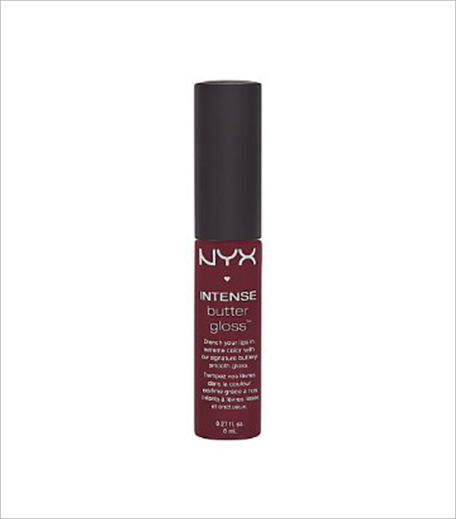 NYX Cosmetics Intense Butter Gloss Black Cherry_Hauterfly