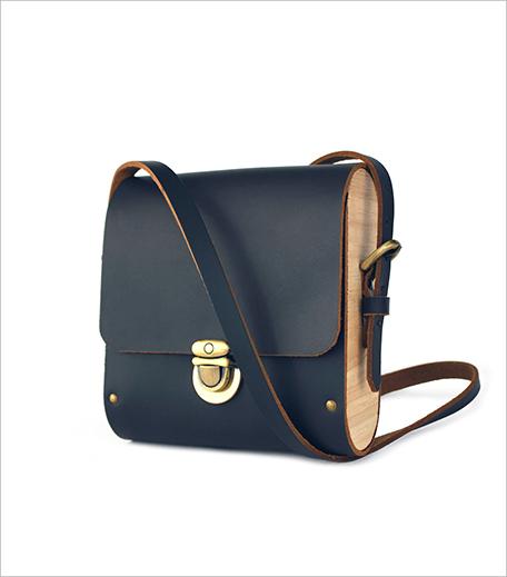 Nappa Dori Carpenter Bag III - Navy Blue_Hauterfly
