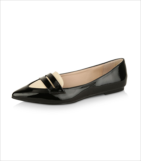 New Look Pointed Toe Flat Shoes_Hauterfly