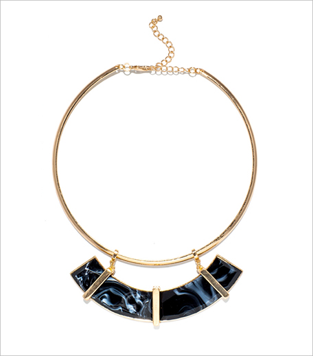 Pipa Bella Bebnum Noir Necklace_Hauterfly