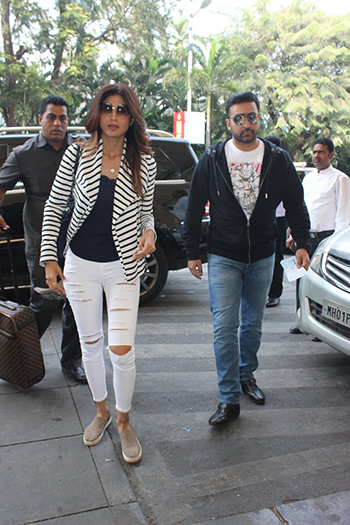 Shilpa Shetty_Monochrome Trend_Hauterfly