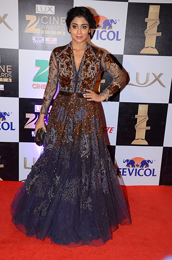 Shriya Saran_Celebrity Style Feb 27_Hauterfly