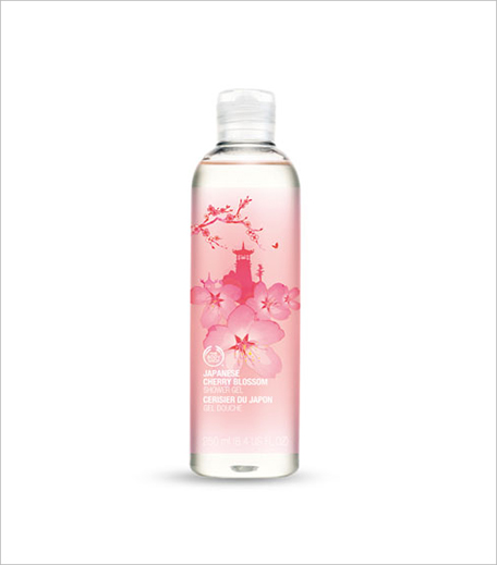The Body Shop Japanese Cherry Blossom Bath and Shower Gel_Hauterfly